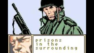 [Gameboy Challenge] Sgt. Rock On the Frontline