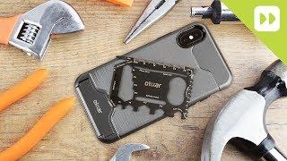 Olixar X-Ranger Survival Tough Case with Multi-Tool