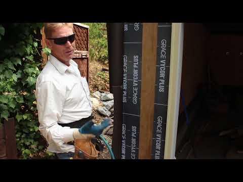 Waterproof exterior plywood or wood sheathing, part 1 video below
