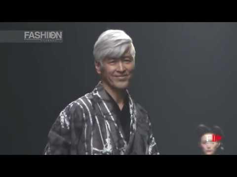 JOTARO SAITO Tokyo Fashion Week Fall 2016 by Fashion Channel