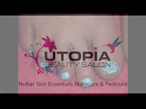Skin Essentials Manicure & Pedicure at Utopia Beauty Salon, Abingdon-On-Thames