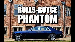 2018 Rolls-Royce Phantom (ENG) - Test Drive and Review