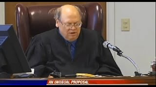 Texas Judge Sentences Man To Marriage & Bible Verses