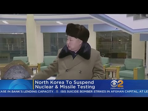 North Korea To Suspend Nuclear & Missile Testing