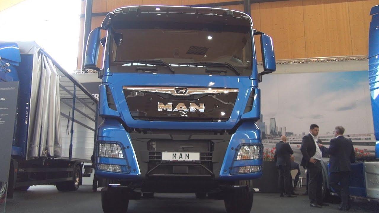 man tgx 4x4 h bls tractor truck 2018 exterior and. Black Bedroom Furniture Sets. Home Design Ideas
