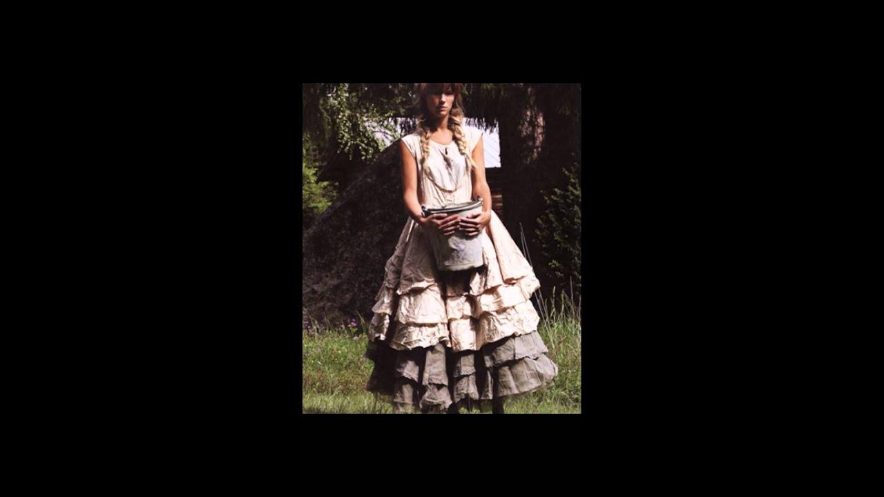 Стиль Прованс в одежде - YouTube