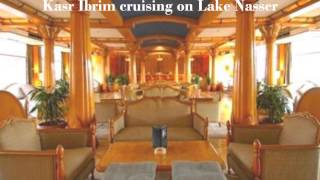 Lake Nasser Cruises vacations - Shaspo Tours