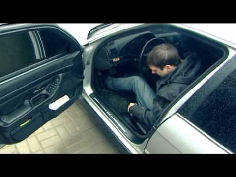 """BMW 7 (E38) - бумер в программе """"Коробка передач"""""""