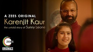 The Supportive Father   Character Promo   Karenjit Kaur - The Untold Story of Sunny Leone on ZEE5