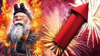 Lanza Fuegos Artificiales Temporada 7
