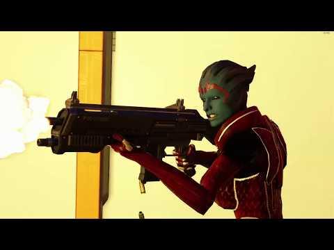 Mass Effect Joins XCOM (WOTC & A Better Advent) )#01 Crash of the gate |
