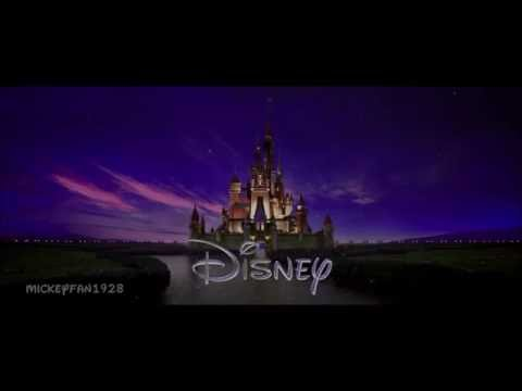 Disney Logo: Jungle Book 2016 Intro Theme w/ Current Disney Castle