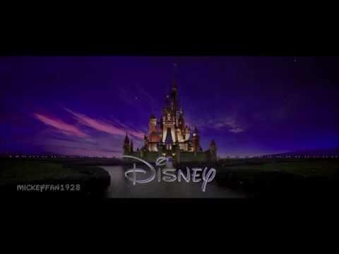 Disney Logo: Jungle Book 2016 Intro Theme w/ Current Disney Castle