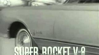 1965 Oldsmobile Delta88 Tv Ad with Shorty Powers.mp4