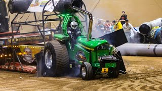 Tractor Pull Fails, Wild Rides, Wrecks, and Fires!!! 2016 Season
