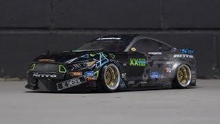HPI Racing Vaughn Gittin Jr Drift Mustang | RC Drifting