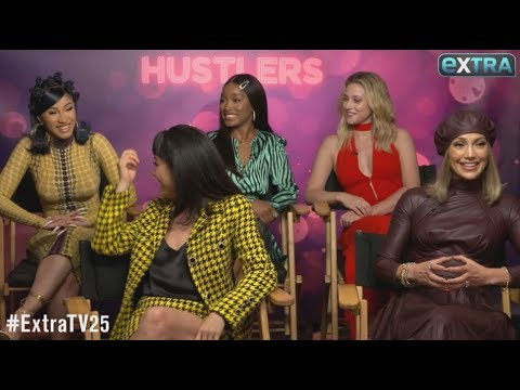 Download 'Hustlers' Stars Dish on New Movie, Plus: J.Lo Teases A-Rod Wedding Details