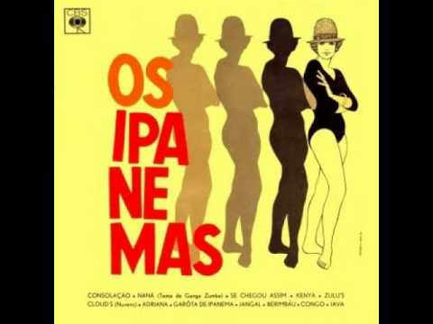Os Ipanemas - Berimbau (1964)