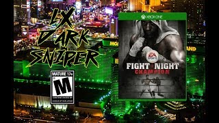 Fight Night Champion Xbox One Online A*$ Whooping