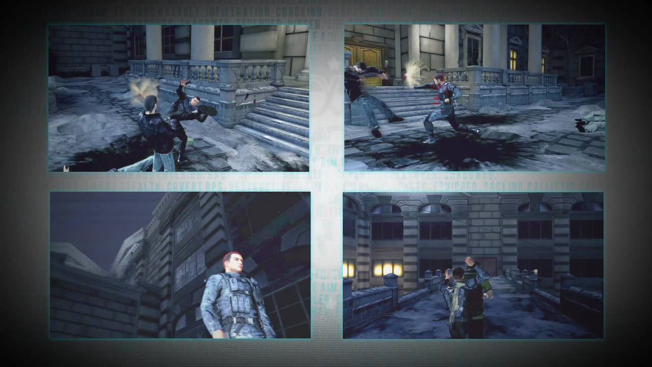 Alpha Protocol Official Developing your skills [HD] video game trailer | Full Video