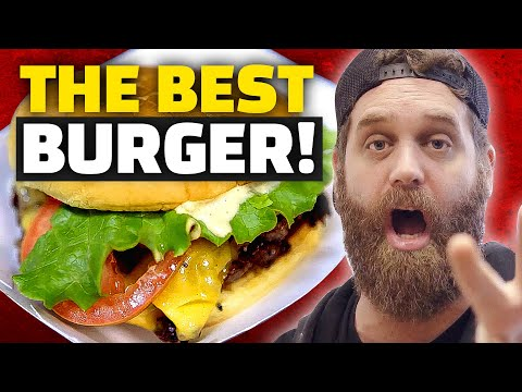 THE BEST BURGER IN THE COUNTRY!!!