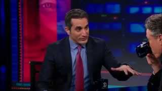 Bassem Youssef with Jon Stewart second time - part 2