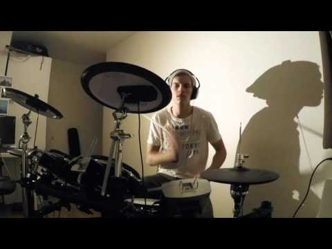 Five Finger Death Punch - Question Everything (drum cover)