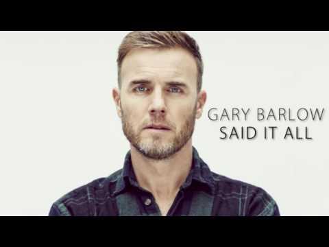 Gary Barlow - Said It All