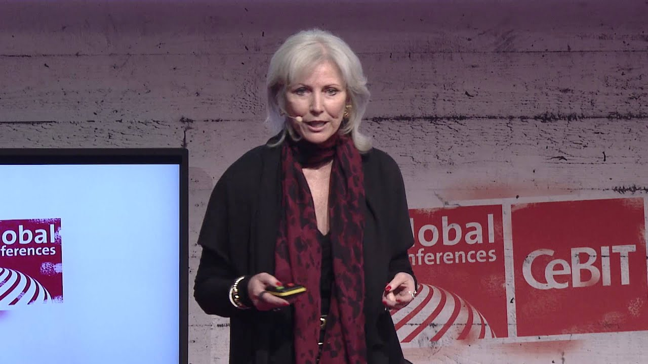 """Cathy Lewis at #CGC15: """"Manufacturing the Future"""""""