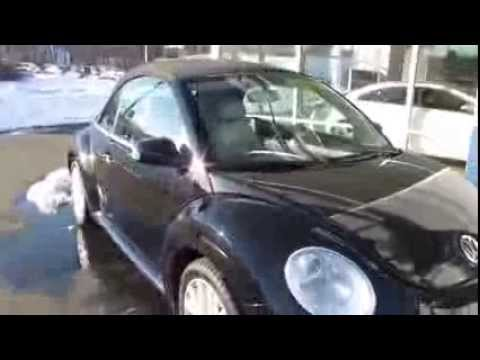 2008 Volkswagen Beetle Se Convertible Certified Stk