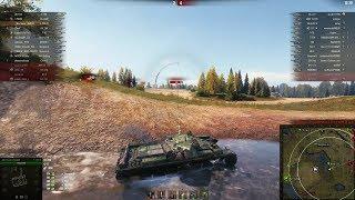 Колобанов 1vs7 Т-100 ЛТ