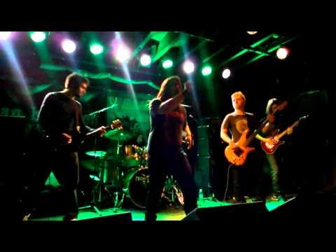 Voltage - The End  [live @Močvara (Zagreb, Croatia) Valhalla event]