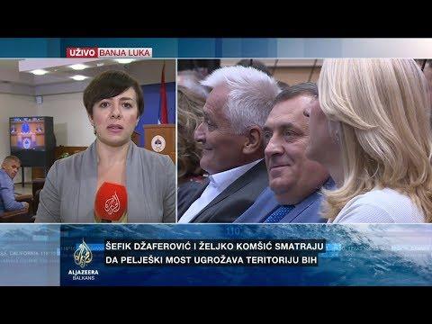 Smiljanić: Prepirke i replike na posebnoj sjednici NSRS
