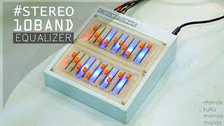 DIY HiFi Stereo 10 Band Equalizer screenshot 4