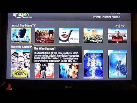 Cómo ver Series y Películas del Canal Amazon Prime Roku América Latina