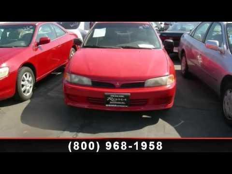2001 Mitsubishi Mirage - Used Hondas USA - Bellflower, CA 9