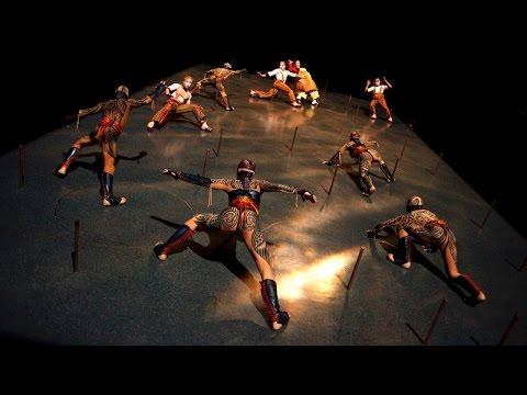 Cirque Du Soleil KA Theatre Spectacular | Behind The Scenes Tour | MGM Grand Hotel Casino Las Vegas