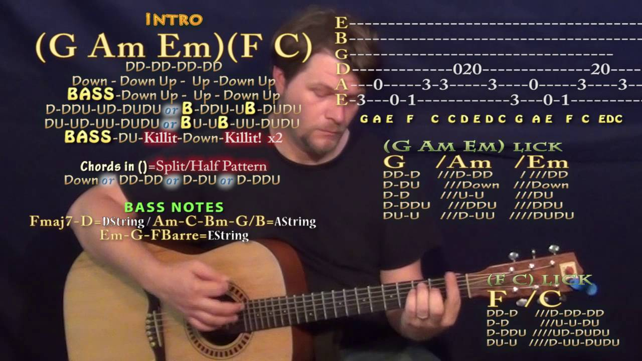My Pyt Wale Guitar Lesson Chord Chart Youtube
