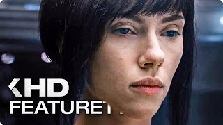 GHOST IN THE SHELL 'Mamoru Oshii' Featurette & Teaser Trailer (2017)