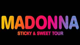 Madonna  Into the groove (sticky & sweet studio version). Mp3