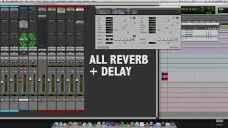Guitar Reverb and Delay Tips on Pro Tools