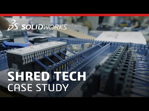 Shred-Tech | SOLIDWORKS