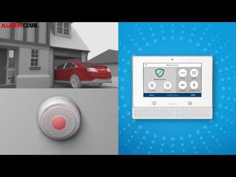 Honeywell Lyric Security System Introduction