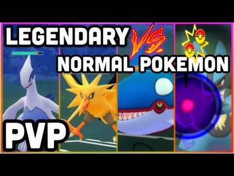 LEGENDARY VS NONE LEGENDARY IN PVP POKEMON GO | LUGIA ZAPDOS KYOGRE | SUBSCRIBER MGNate thumbnail