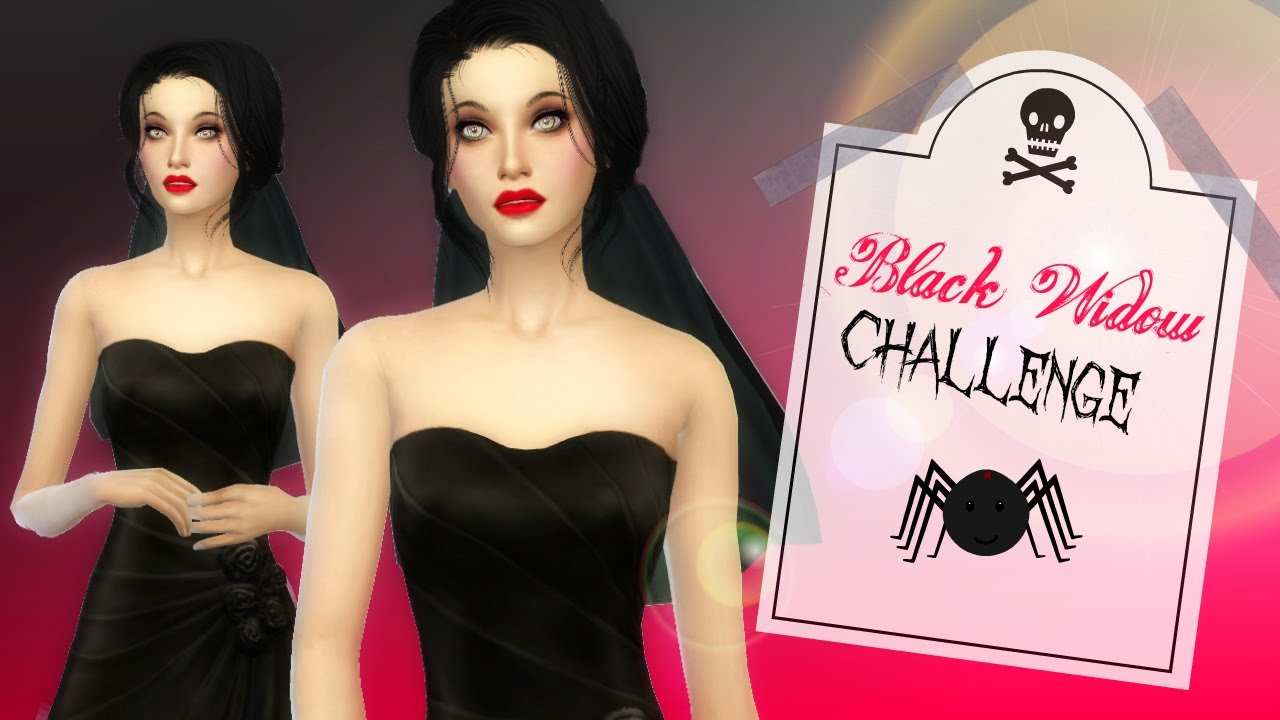 Image result for sims 2 black widow challenge