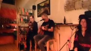 Irischer Abend mit Patrick McMullan