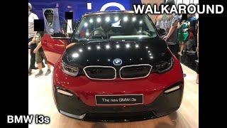BMW i3s 2019 - Exterior And Interior Walkaround #GIIAS2019