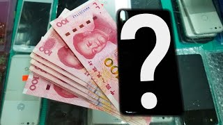 Amazing Deals At China Biggest Refurbished & Second Hand Smartphone Market + Buying Phone 😱😲