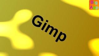 Gimp - Werkzeug: Freie Auswahl (Lasso)