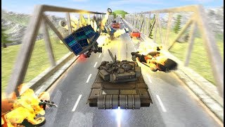 Tank Traffic Racer 2 - Android Gameplay HD